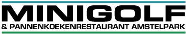 Minigolf en Pannenkoekenrestaurant Amstelpark Logo